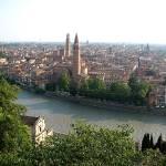 """""""Verona Cityscape"""" by blakjakdavy"""