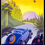 """Greece Vintage Travel Poster"" by shanmaree"
