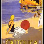 """Italy Vintage Travel Poster"" by shanmaree"