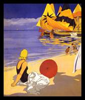Italy Vintage Travel Poster 2