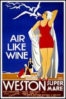 New York Vintage Travel Poster (2)