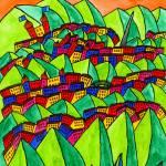 """""""Abstract Dublin"""" by Aurelie"""
