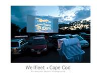 Wellfleet, Cape Cod Poster (Drive-In Version)