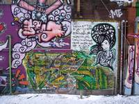 Graffiti Montreal 21