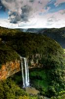 Caracol Waterfall