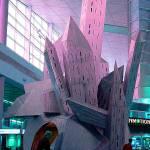 """Tin Town Terminal"" by rayjacque"