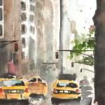 """""""Madison Avenue"""" by LaurenMaurerStudio"""