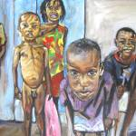 """Haitian Children"" by philgoodrich"