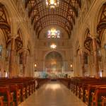"""St Joseph Cathedral interior HDR"" by joezeppi"