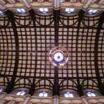 """St. Joseph Cathedral ceiling"" by joezeppi"