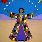 """""""Joseph and His Coat of Many Colours"""" by Shulie1"""