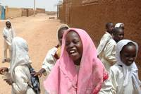 School's Out in Darfur