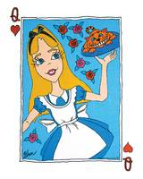 Alice Wonders - Alice In Wonderland
