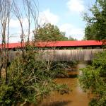 """Covered Bridge"" by sherryswest"