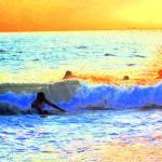 """Sun and Sea"" by lagarriga"
