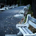 """Empty Benches"" by SherriJackson"