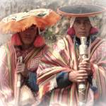 """Two Quechuan Men"" by lagarriga"