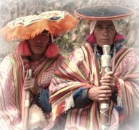 Two Quechuan Men