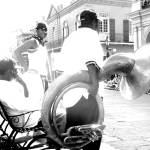 """""""Three Buskers, New Orleans"""" by lagarriga"""