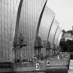 """Thames flood barrier"" by Thefoz"
