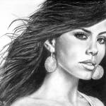 """Eva Longoria"" by McHenryDesigns"