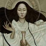 """Kuan yin"" by Dreamsideout"