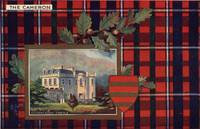 Cameron (Raphael Tuck Scottish Tartan Postcard)