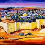 """""""Jerusalem of Gold"""" by MAYAGREEN"""