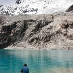 """Lake 69, Chacraraju, Cordillera Blanca"" by bsd1"