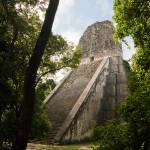 """Temple 5 of Tikal, Guatemala"" by bsd1"