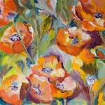 """Warm Poppies"" by Delilah"