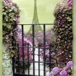 """""""Eiffel Garden"""" by leeowenby"""