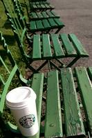Coffee in the Volksgarten