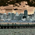 """San Francisco"" by Bob_Wall"