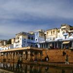 """Pushkar Ghats"" by RemiTinel"