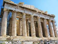 The Parthenon - 5th century BC