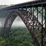 """New River Gorge Bridge by Brendan Reals"" by BrendanReals"