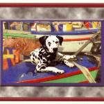 """""""Boat Dog"""" by AnitaBurnsArt"""