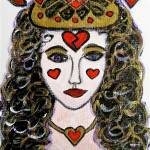 """Queen of Hearts"" by HeidiZeile"