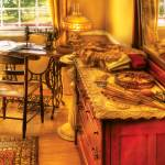 """""""Sewing Machine  - The Sewing Room"""" by mikesavad"""