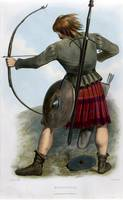 MacQuarrie : Scottish Highland Clan (McIan)