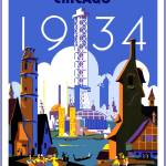 """Chicago World Fair 1934"" by shanmaree"