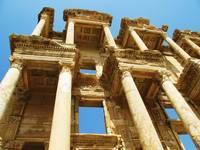 The Library of Celsius at Ephesus 135 AD