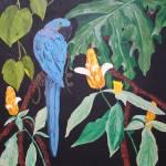 """""""Hyacynth Macaw"""" by klynnmartell"""