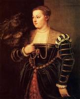 Titian's Daughter Lavinia