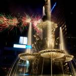 """Fountain Square Fireworks"" by ChrisThompson"