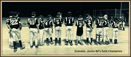 Granada--Junior 80's Gold Champions
