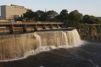 Rideau River Waterfall
