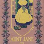 """Aunt Jane of Kentucky, 1908 book cover"" by arcaniumantiques"