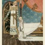 """Tell Me the Way by Kay Nielsen"" by animationarchive"